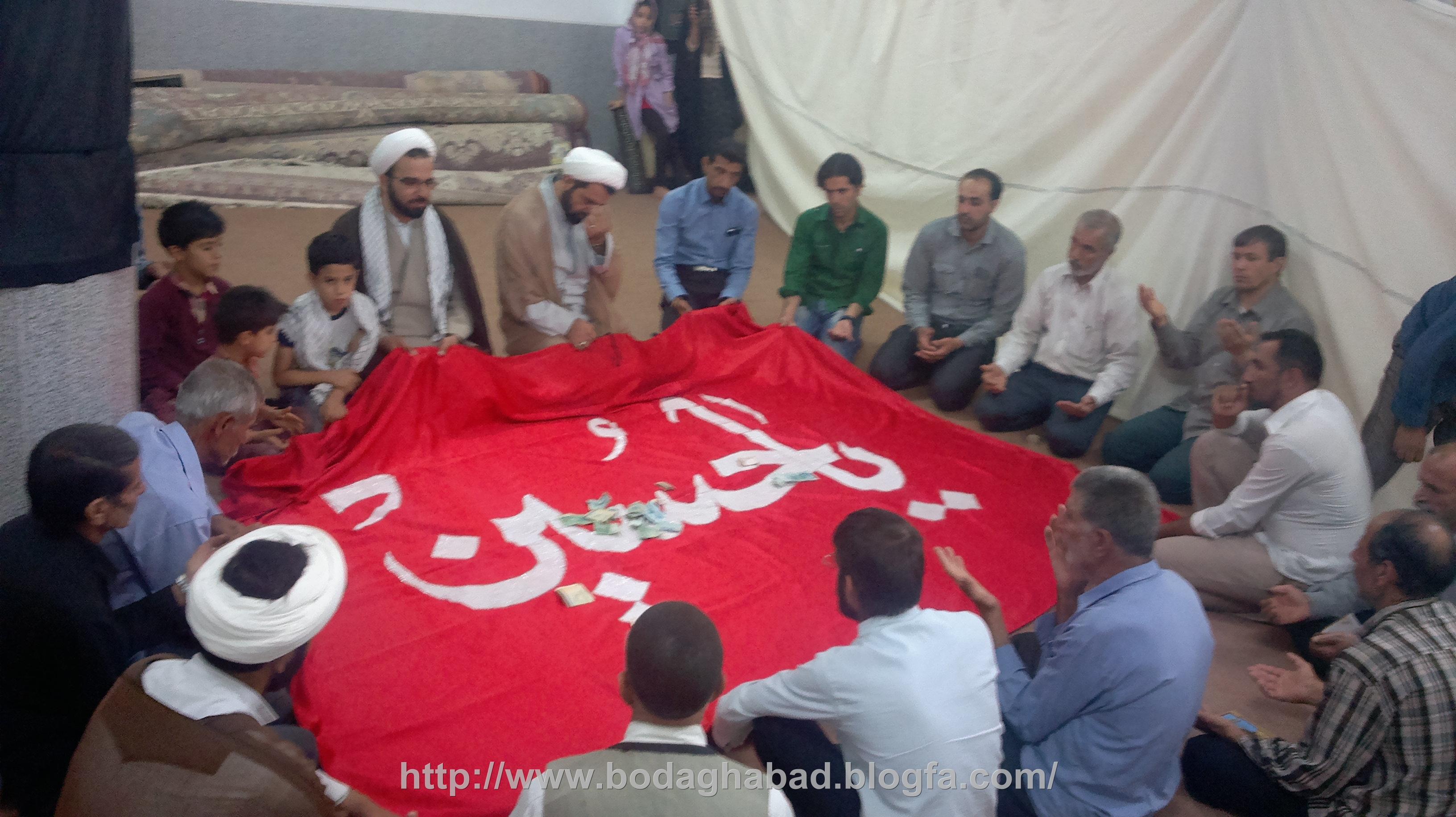 گروه جهادی شباب الزهرا سیدجوادموسوی