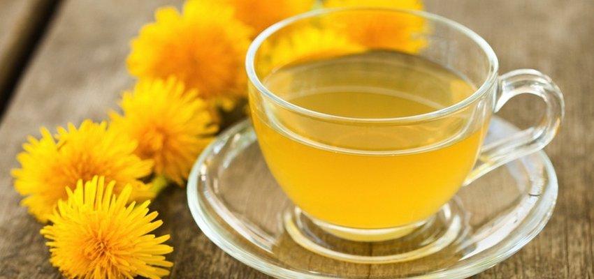 طب سنتی: ۱۴ فایده چای قاصدک