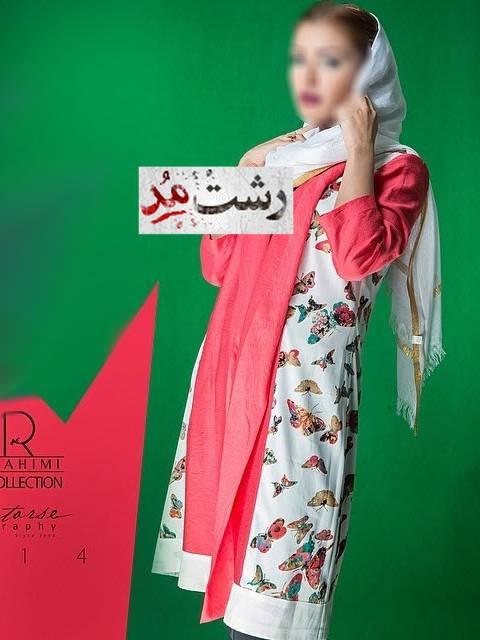 گالری مدل مانتو مجلسی تابستانی دخترانه زنانه 2014