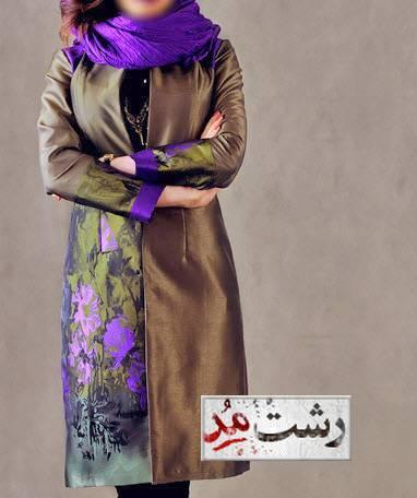 مدل مانتو زیبا اسپرت زنانه با حجاب