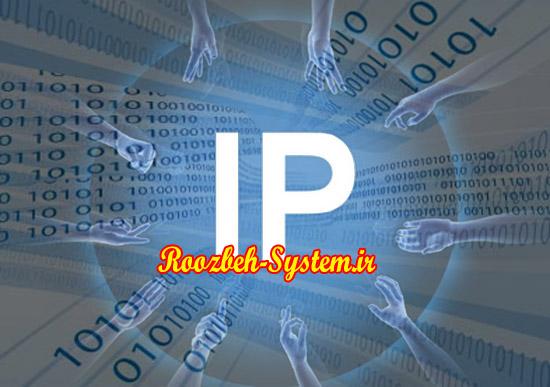 نحوه یافتن آدرس آیپی سیستم و روتر شما و آموزش جلوگیری از هک IP
