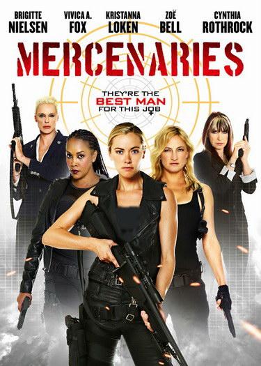 دانلود فیلم خارجی Mercenaries 2014 با کیفیت ۷۲۰p + زیرنویس