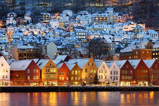 دیدنی های نروژ- عکس های گردشگری نروژ
