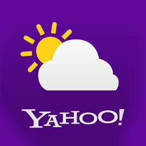 دانلود نرم افزار یاهو برای هواشناسی