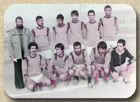 تیم فوتبال شهدای زنگی یزد