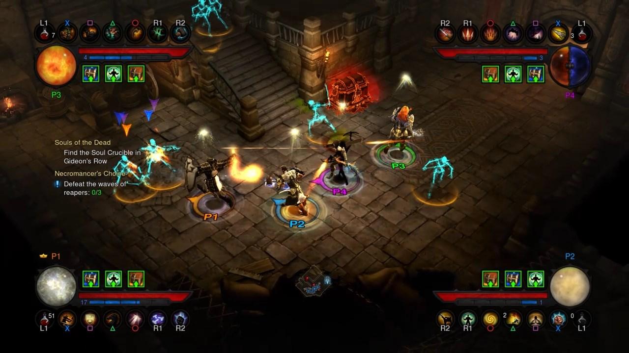 Diablo III Reaper of Souls Ultimate Evil Edition 02 - Diablo 3 رایگان روی Xbox One