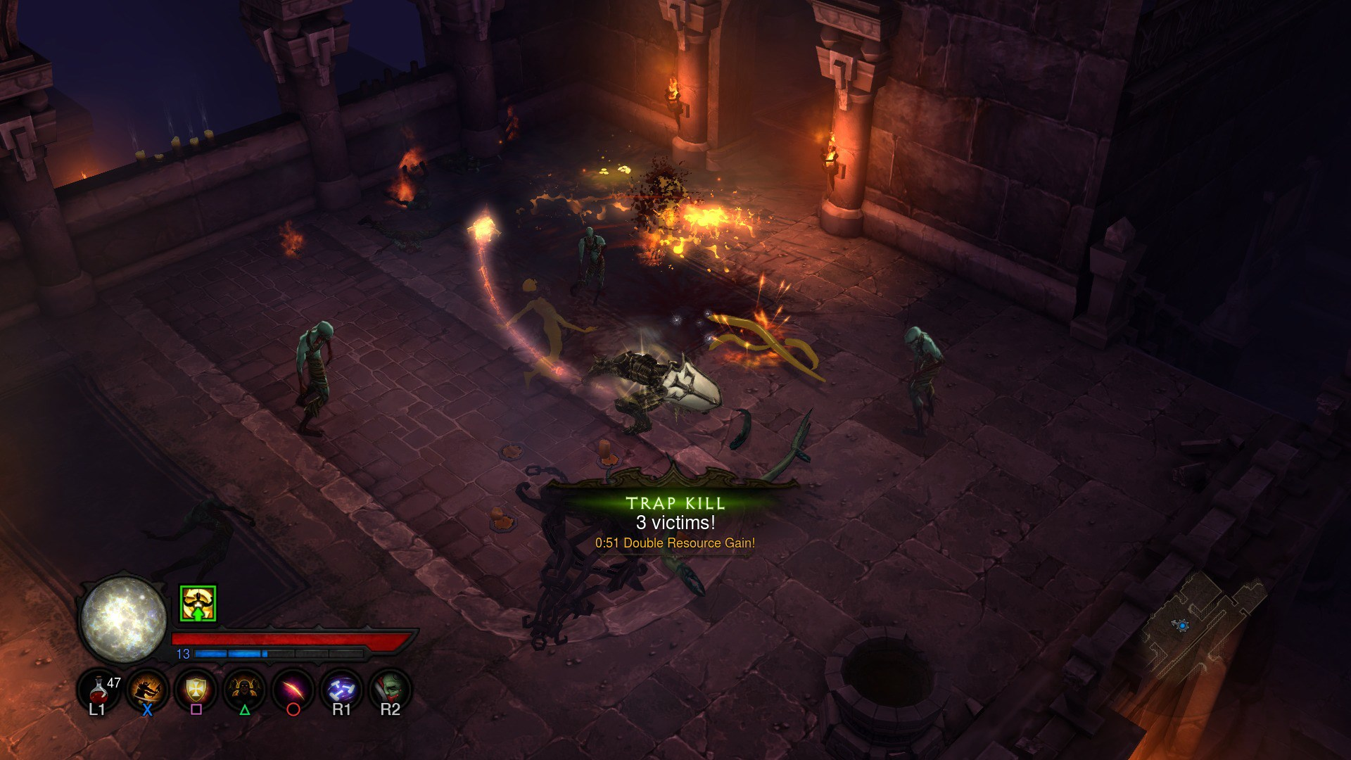 Diablo III Reaper of Souls Ultimate Evil Edition 03 - Diablo 3 رایگان روی Xbox One