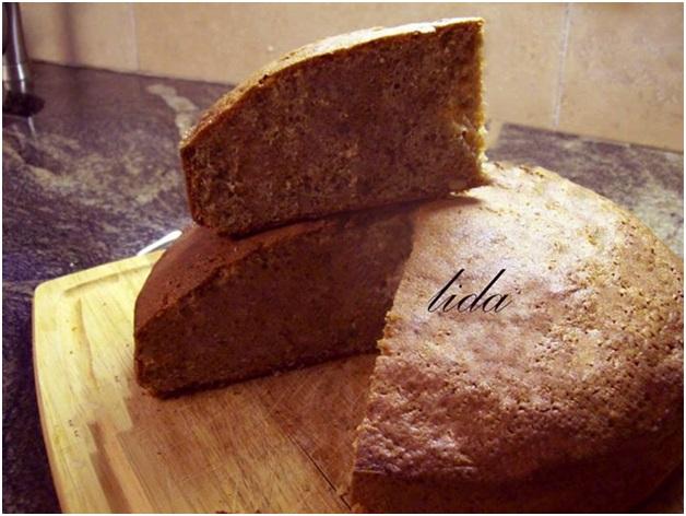 آشپزی: کیک موز و گردو
