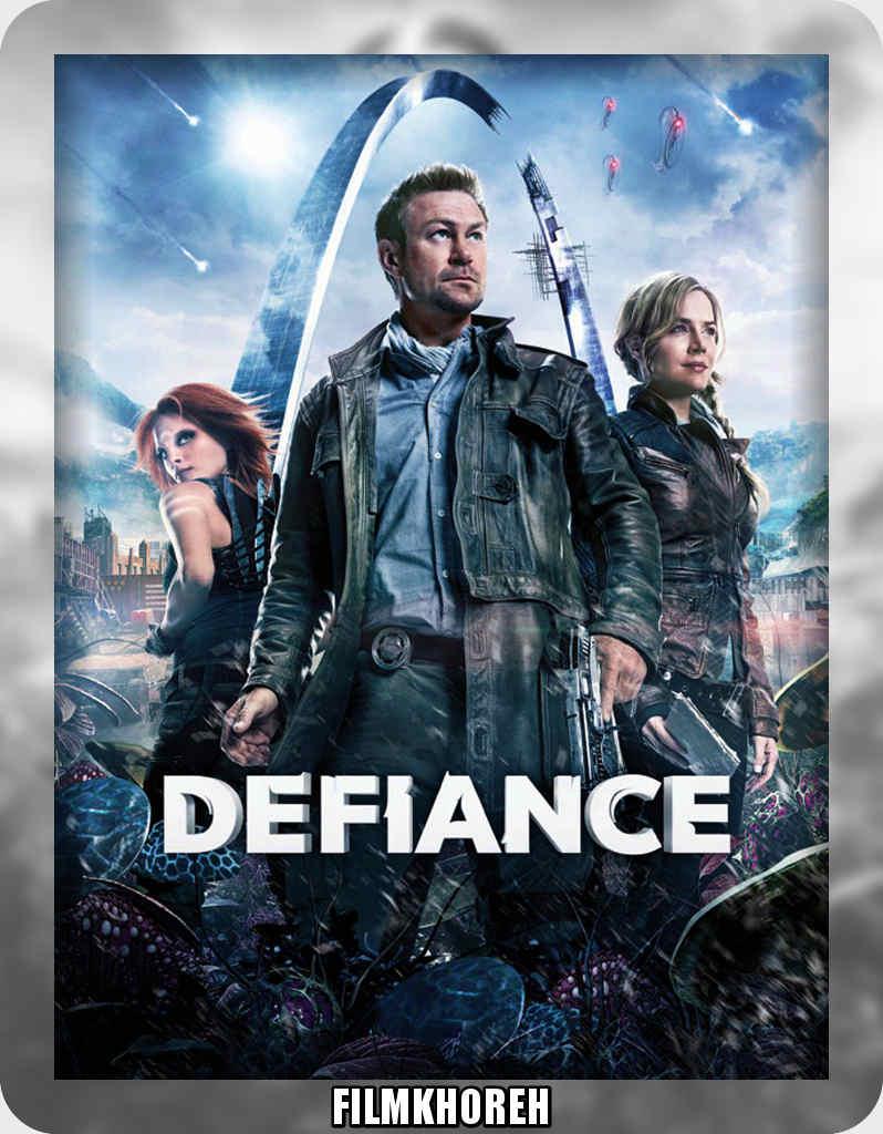 سریال Defiance فصل دوم