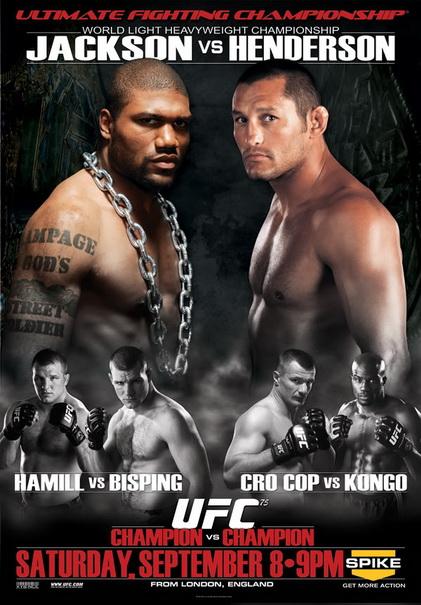 دانلود یو اف سی 75 | UFC 75: Champion vs Champion
