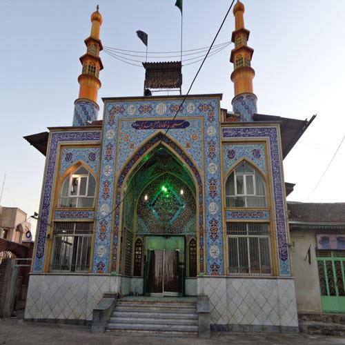 مسجد امام حسن عسکری (ع گرگان)
