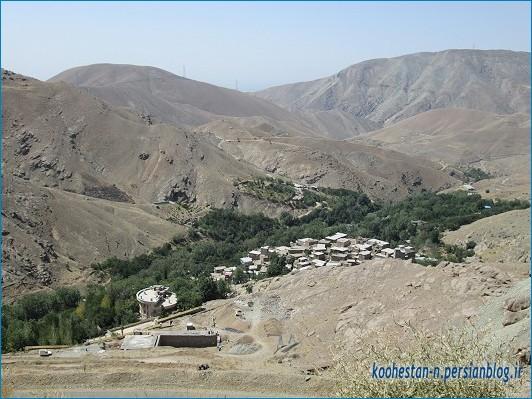 روستای وردیج