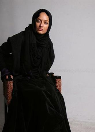 عکس اتلیه ای مهناز افشار