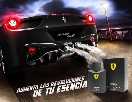 ادکلن مردانه معروف فراری مشکی (Ferrari Black)