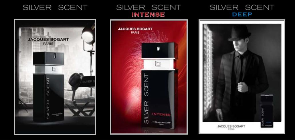 ادكلن مردانه خوشبو سیلور سنت Silver Scent