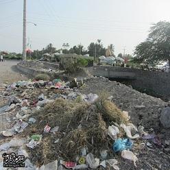 وضعیت محله ی خیرآباد میناب