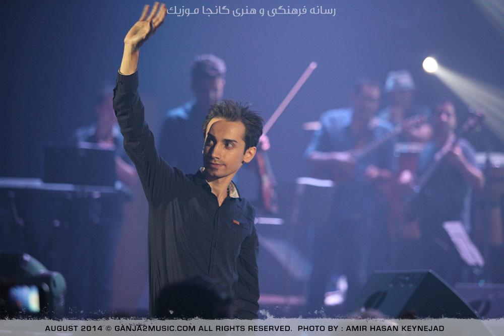 سامان جلیلی - گزارش البوم جدید