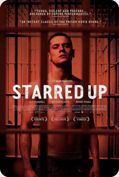 فیلم Starred Up 2013