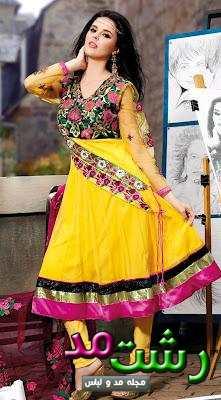 مدل لباس مجلسی هندی