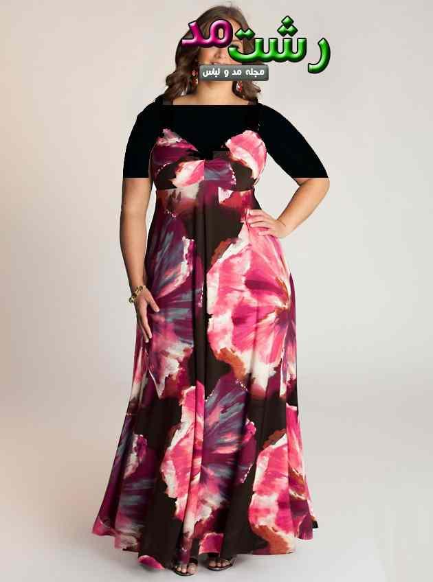 مدل لباس شب,لباس شب زنانه دخترانه عربی ترکی خانوم های چاق و هیکلی