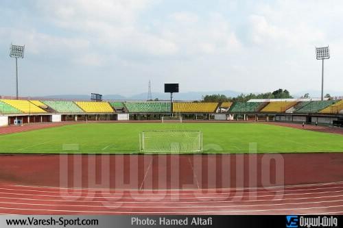 استادیوم سردارجنگل رشت