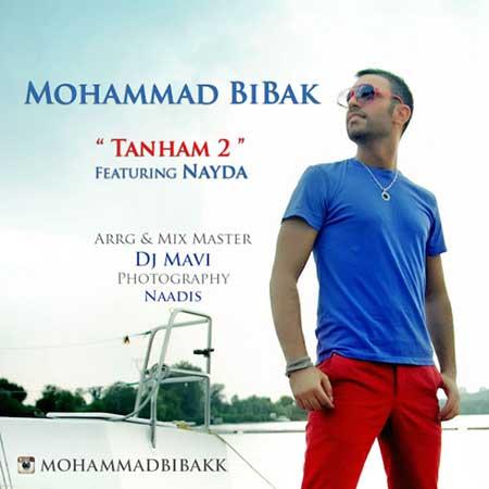 دانلود آهنگ جدید محمد بیباک به نام تنهام 2