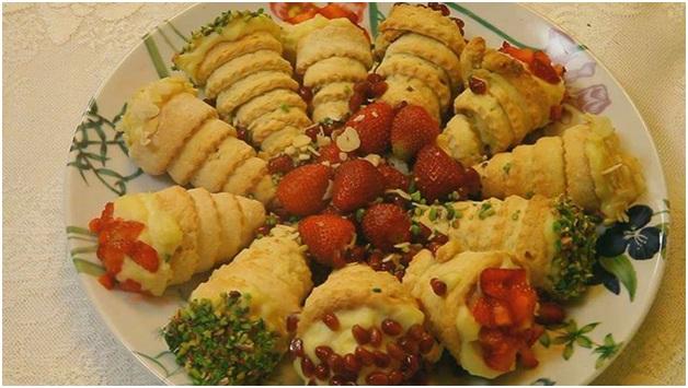 آشپزی: شیرینی نان قیفی