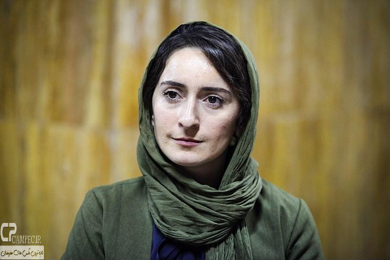 سهیلا گلستانی در مراسم تقدیز از عوامل فیلم سینمایی امروز