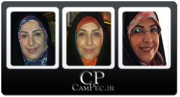 عکس های جدید فاطمه محمدی مجری شبکه آی فیلم