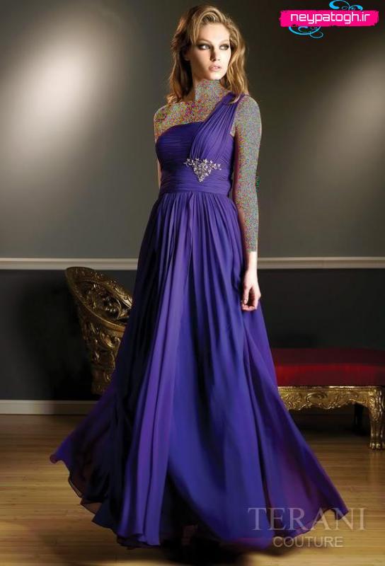 مدل جديد لباس شب,لباس مجلسي,لباس لباس نامزدي,لباي دخترناه مجلسي neypatogh.ir
