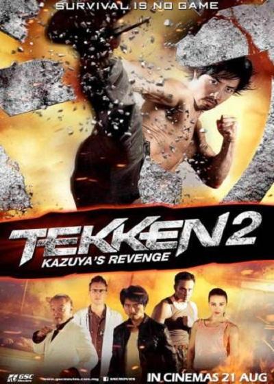 خلاصه داستان Tekken 2 Kazuyas Revenge 2014, دانلود Tekken 2 Kazuyas Revenge 2014, دانلود Tekken 2 Kazuyas Revenge 2014 کیفیت عالی, دانلود Tekken 2 Kazuyas Revenge 2014 با لینک مستقیم, دانلود فیلم, دانلود فیلم Tekken 2 Kazuyas Revenge 2014, دانلود فیلم با لینک مستقیم, دانلود رایگان Tekken 2 Kazuyas Revenge 2014, دانلود زیرنویس فارسی Tekken 2 Kazuyas Revenge 2014