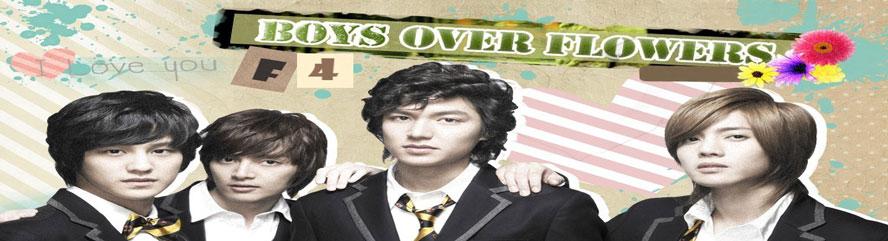 سریال پسران برتر از گل Boys Over Flowers