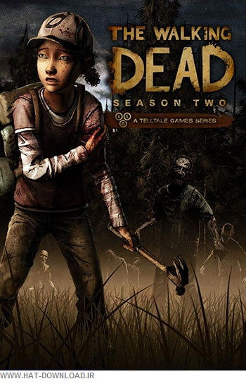 The Walking Dead Season 2 Episode 1 pc cover small دانلود بازی The Walking Dead Season Two Episode 5 برای PC
