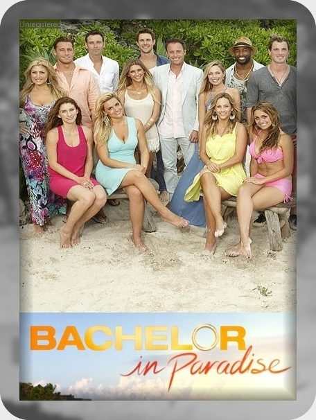 برنامه تلویزیونی bachelor in paradise
