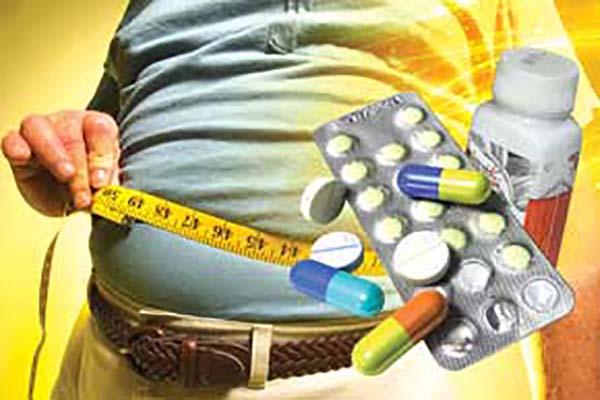 داروها: عوارض مصرف قرصهای لاغری