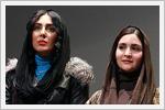 نورا هاشمی و لیلا بلوکات در افتتاحیه فیلم