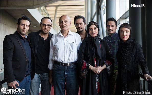 بزرگداشت جمشید هاشم پور
