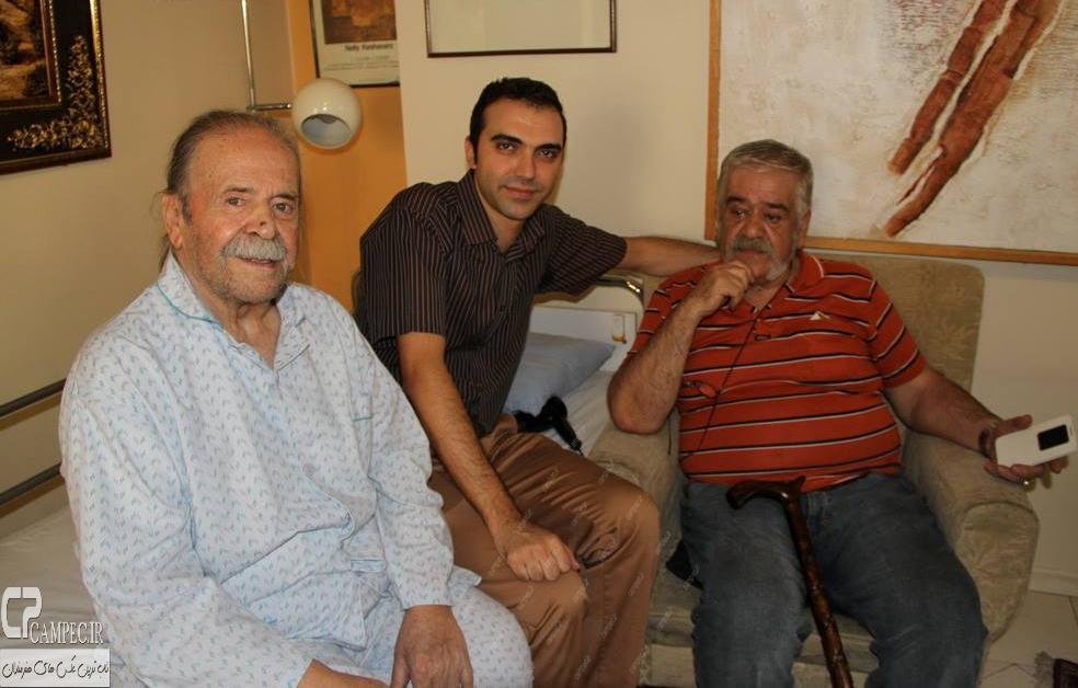 محمد علی کشاورز و برادرش