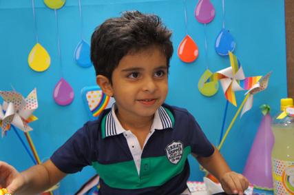 تولد سه سالگی رایین