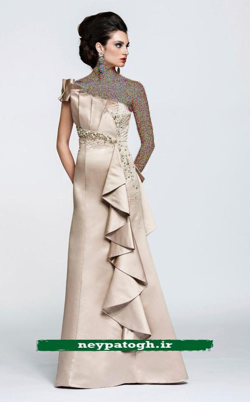 ,مدل,مدل جديد لباس شب,لباس مجلسي,لباس لباس نامزدي,لباي دخترناه مجلسي neypatogh.ir
