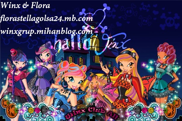 Winx & Flora / وینکس & فلورا / یکی از بهترین و بروز ترین وب های وینکسی