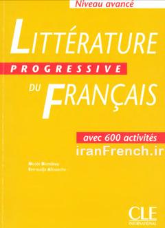 کتاب ادبیات پیشرفته فرانسه