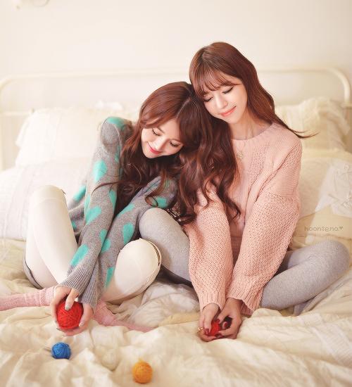 کدهاي سارا و مهلا - گالري عکس هاي دخترونه (کره اي]