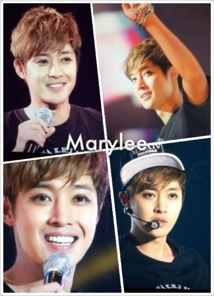 [HD Photos] Kim Hyun Joong 2014 Phantasm World Tour in Guangzhou, China [14.08.30]