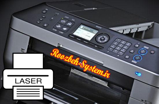 چگونگی نحوه عملکرد مراحل چاپ کاغد در پرینتر لیرزی + تصاویر