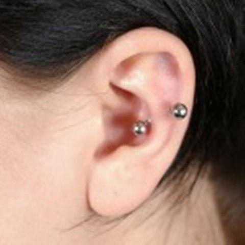 بهداشت و سلامت: آیا سوراخ کردن غضروف گوش کار درستی است؟