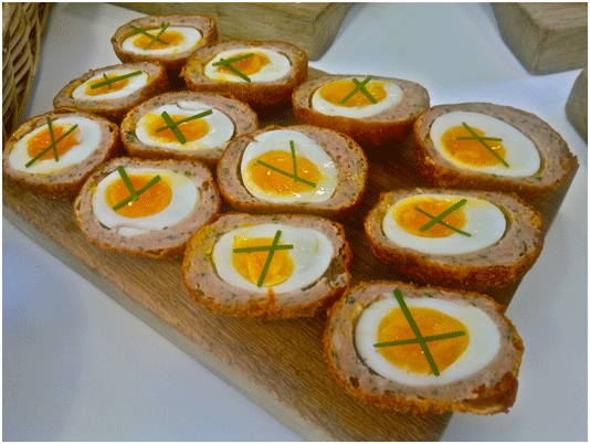 آشپزی: scotch eggs (تخم مرغ اسکاچ)