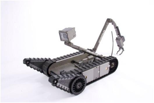 ربات packbot