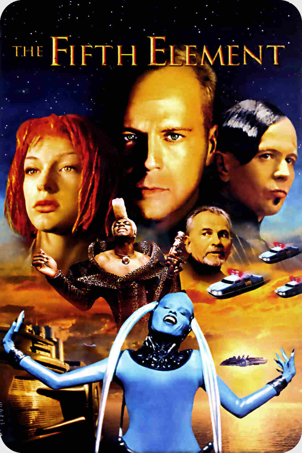فیلم The Fifth Element 1997