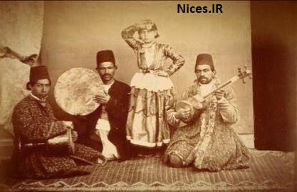 گروه موسیقی قاجاری